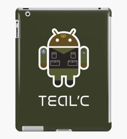 Droidarmy: Teal'c SG-1 iPad Case/Skin