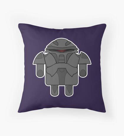 DroidArmy: Cylon Throw Pillow