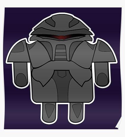 DroidArmy: Cylon Poster