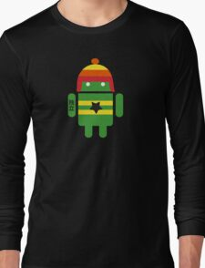 Droidarmy: Browncoat Long Sleeve T-Shirt