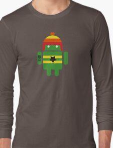 Droidarmy: Browncoat Long Sleeve T-Shirt