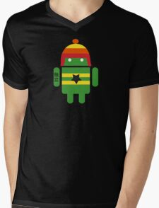 Droidarmy: Browncoat Mens V-Neck T-Shirt