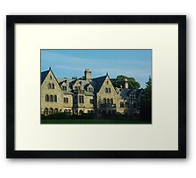 Mill Neck Manor Framed Print
