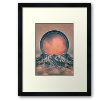 Rise Again (Solar Eclipse) Framed Print