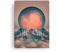 Rise Again (Solar Eclipse) Canvas Print