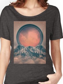Rise Again (Solar Eclipse) Women's Relaxed Fit T-Shirt