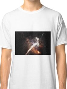 The Milky Way Girl Classic T-Shirt