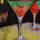 Watermelon Martini by Michael Creese