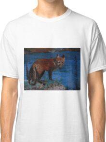Mischievous, As In Fox Classic T-Shirt