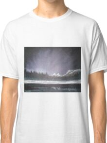 Winters Night Classic T-Shirt