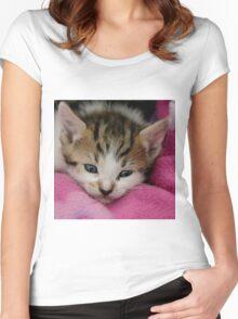 Boris Women's Fitted Scoop T-Shirt