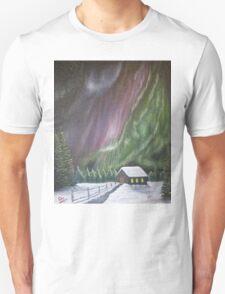 Christmas Glory (Gods Christmas lights) T-Shirt