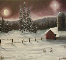 Country Christmas by Dan Wagner