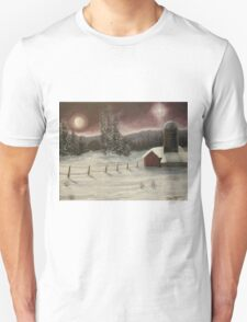 Country Christmas Unisex T-Shirt