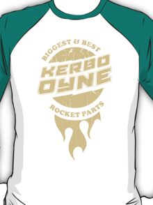 Kerbal Space Program - Kerbodyne Rocket Parts T-Shirt