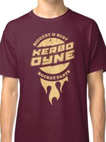 Kerbal Space Program - Kerbodyne Rocket Parts Classic T-Shirt