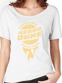 Kerbal Space Program - Kerbodyne Rocket Parts Women's Relaxed Fit T-Shirt