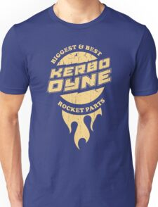 Kerbal Space Program - Kerbodyne Rocket Parts Unisex T-Shirt