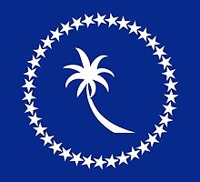 Flag of Chuuk State  by abbeyz71
