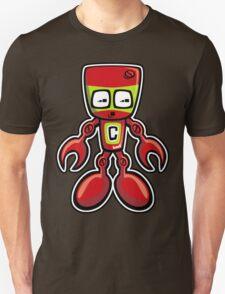 Cyborg Mascot T-Shirt