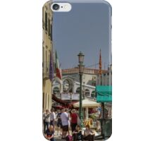 Grand Canal from Riva del Vin iPhone Case/Skin