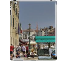 Grand Canal from Riva del Vin iPad Case/Skin