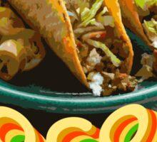 Taco Tuesday - finally! Sticker