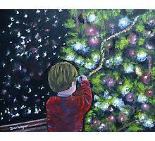 Christmas  wonder Photographic Print