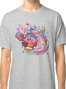 Kirby is a true artist Classic T-Shirt