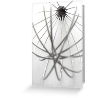 Whisk II Greeting Card