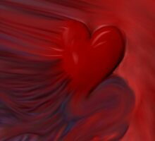 The Untamed Heart by mdkgraphics