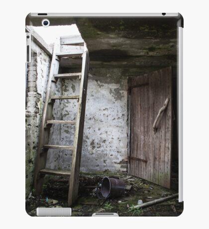 Climb or Decay iPad Case/Skin