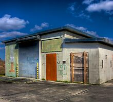 Everglades Missile Site by njordphoto