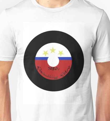 Rockabilly Retro Unisex T-Shirt
