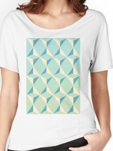 Triangles and Squares X Women's Relaxed Fit T-Shirt