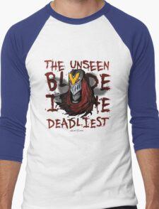 Zed Men's Baseball ¾ T-Shirt