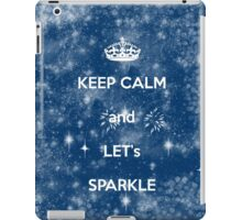 Lets sparkle! iPad Case/Skin