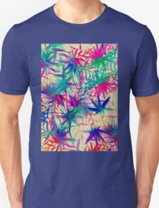 Tropical Jungle - a watercolor painting Unisex T-Shirt