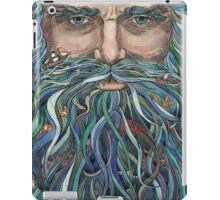 Old man Ocean iPad Case/Skin