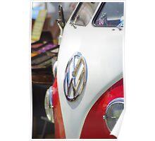 Du ist ein Volkswagen Poster