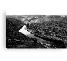 The Loop - Kalbarri National Park Canvas Print