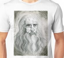 Leonardo DaVinci Unisex T-Shirt