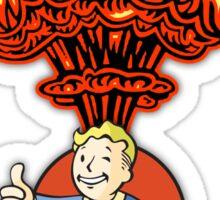 Fallout 4 - PipBoy's Luck Sticker