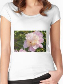 In Full Bloom Women's Fitted Scoop T-Shirt