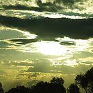 Stuck Inside a Cloudburst by LeedenMoon