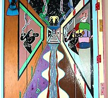 Open your Imagination 4 a Few Eights by rod mckenzie