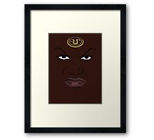 Teal'c First Prime of Apophis Framed Print