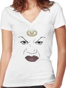 Teal'c First Prime of Apophis Women's Fitted V-Neck T-Shirt