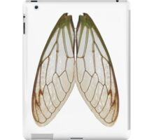 The Wings of the Cicada iPad Case/Skin
