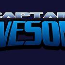 Captain Awesome by Nana Leonti